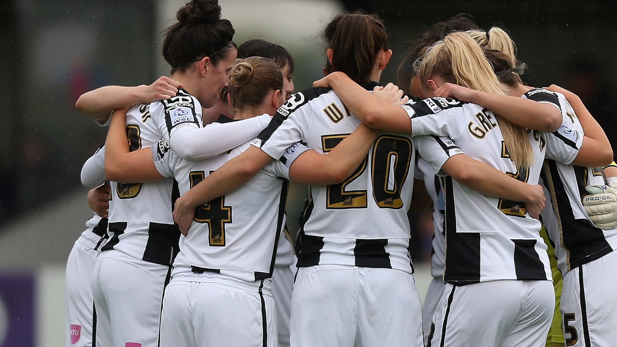 Notts County: Owner announces women's team to be reformed 13 months after folding