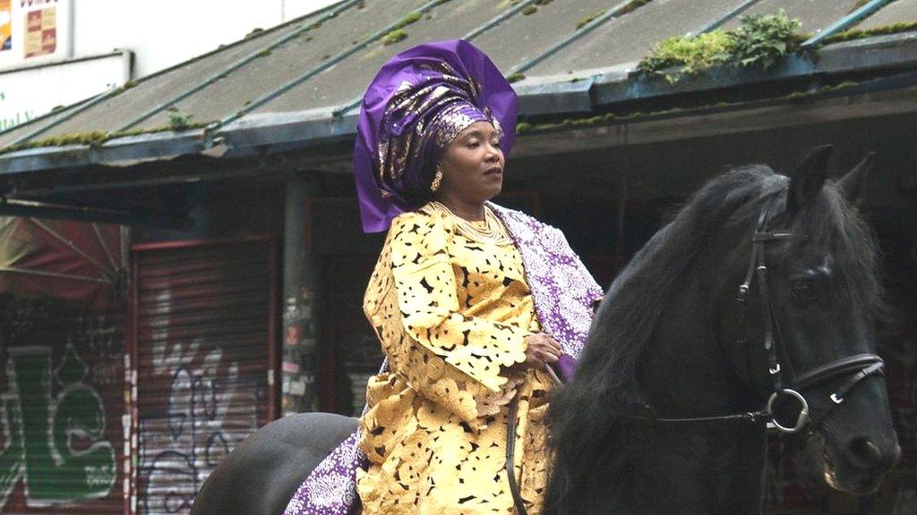 British-Nigerian filmmaker Adeyemi Michael: All immigrants are conquerors