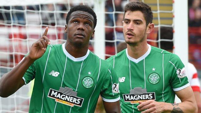 Highlights - Hamilton 1-2 Celtic