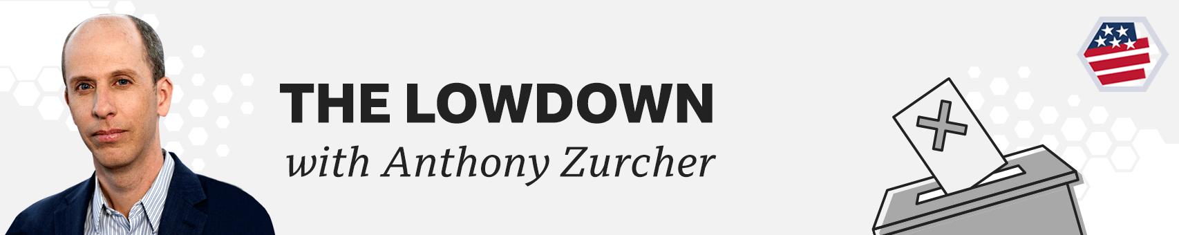The Lowdown branding