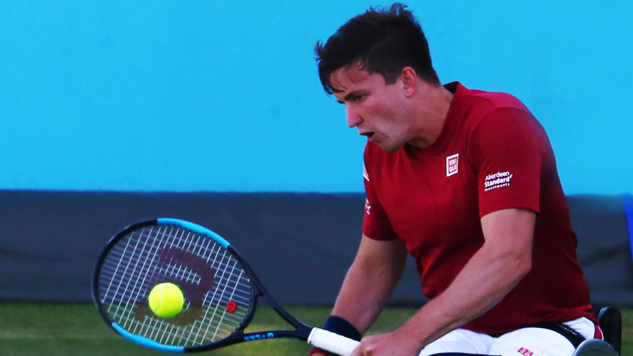 Queen's Club: Gordon Reid and Alfie Hewett lose Fever-Tree Championships singles semis