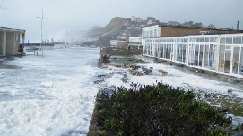 Jurassic Coast West Bay flood defence work set to start