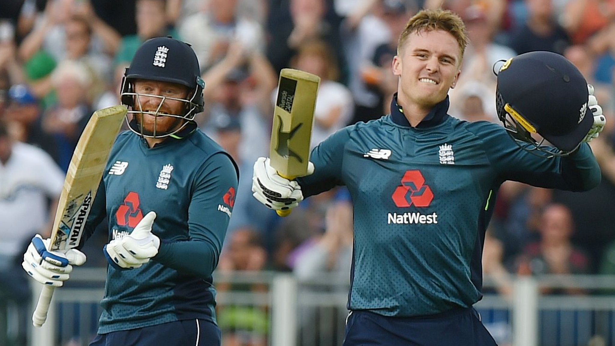 England v Australia: Jason Roy stars as hosts close in on ODI whitewash
