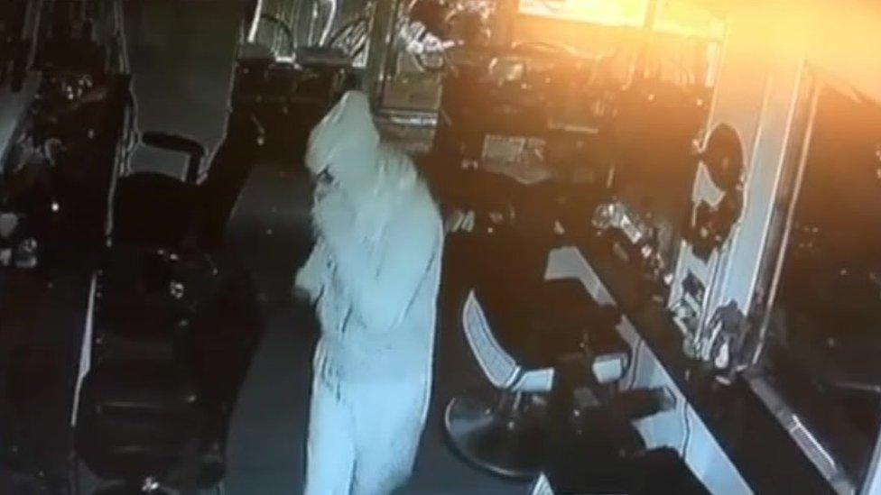 Thornaby shops burgled nine times in a week