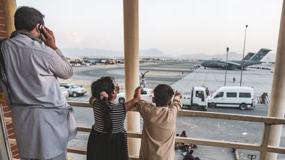 افغان پناہ گزین، پشاور، پاکستان، طالبان