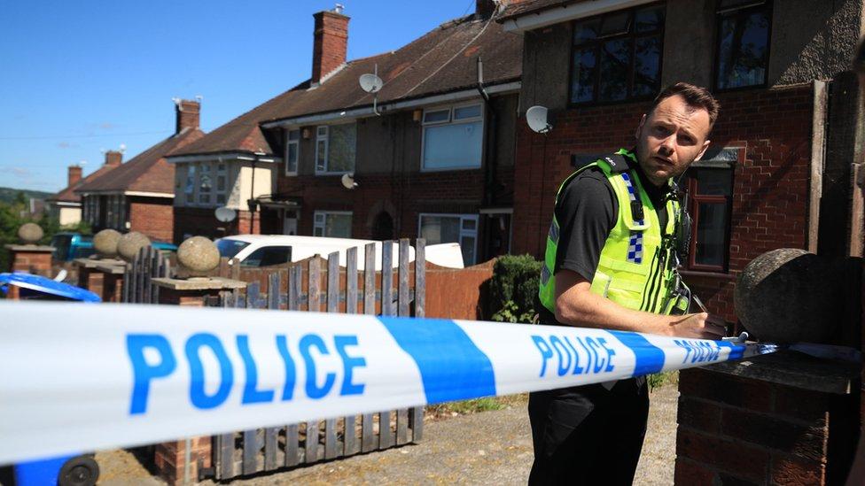 Sheffield 'serious incident': Six children taken to hospital