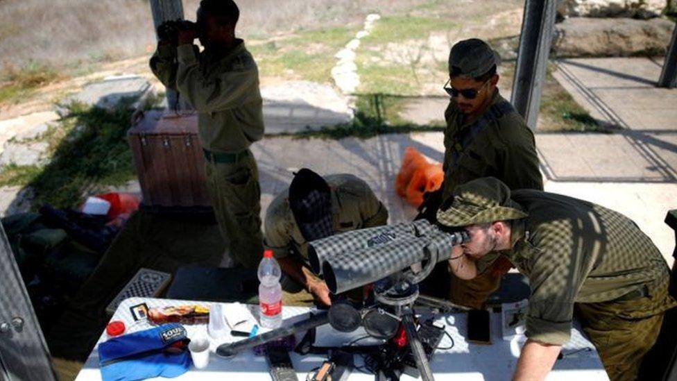 جنود إسرئيليون