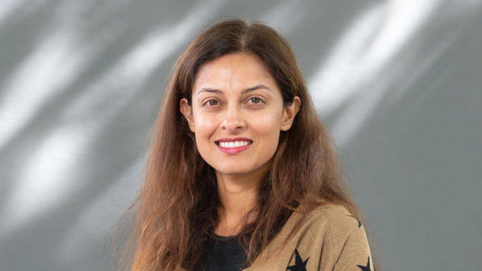 Prof Devi Sridhar