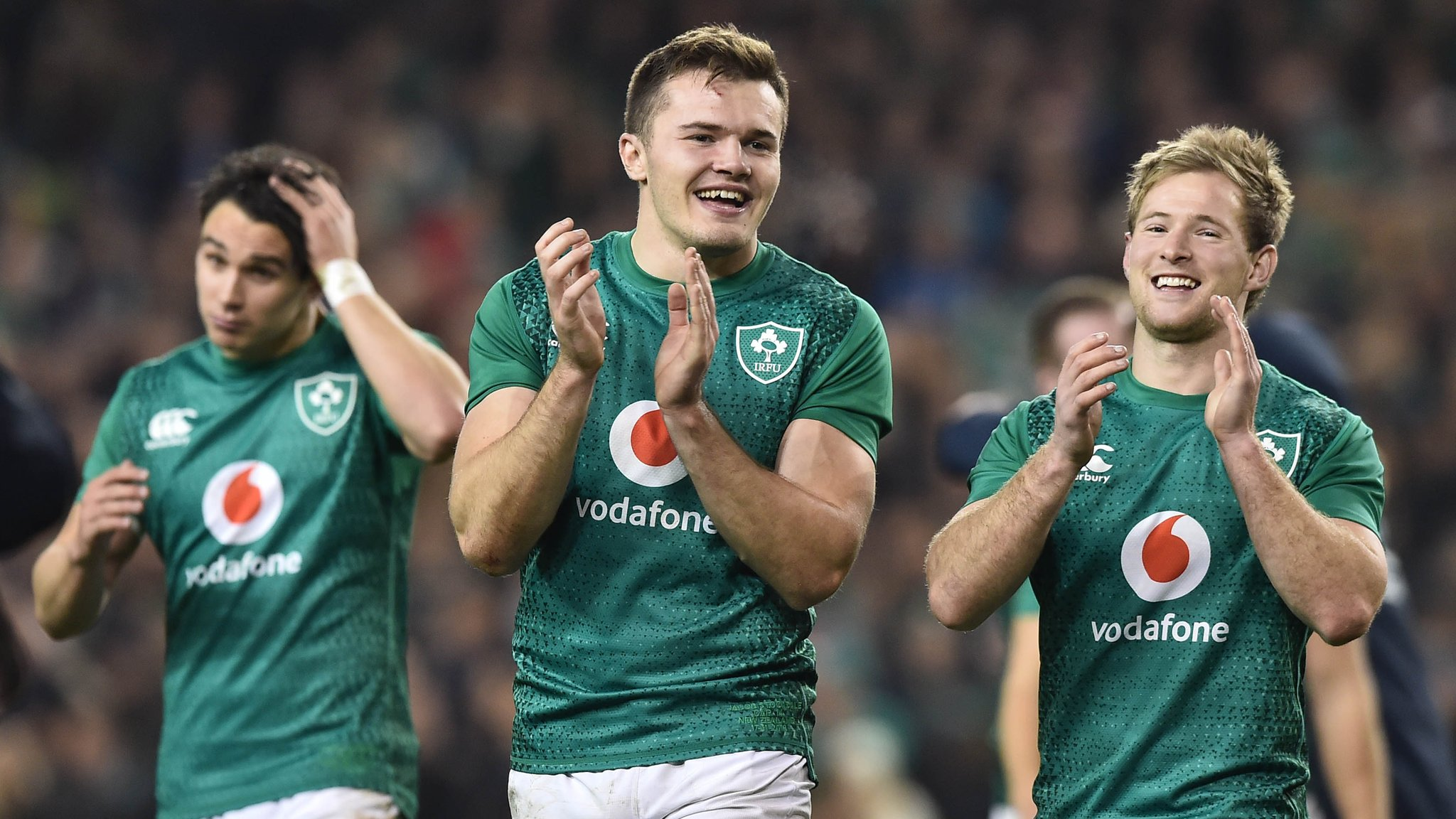 Are Ireland now World Cup favourites? Schmidt laughs off Hansen claim