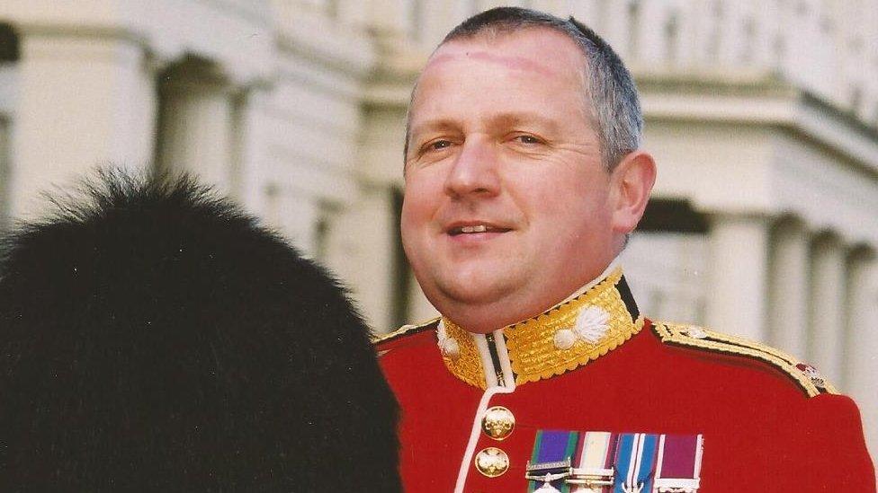 Major Denis Burton