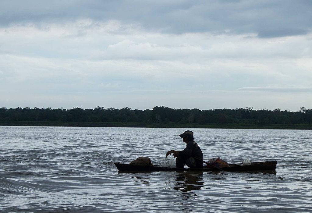 El río Amaznonas