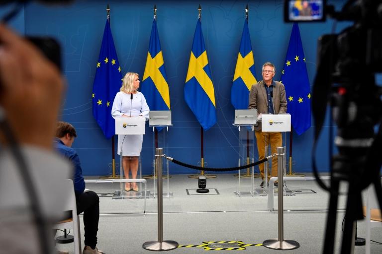 Officials in Sweden