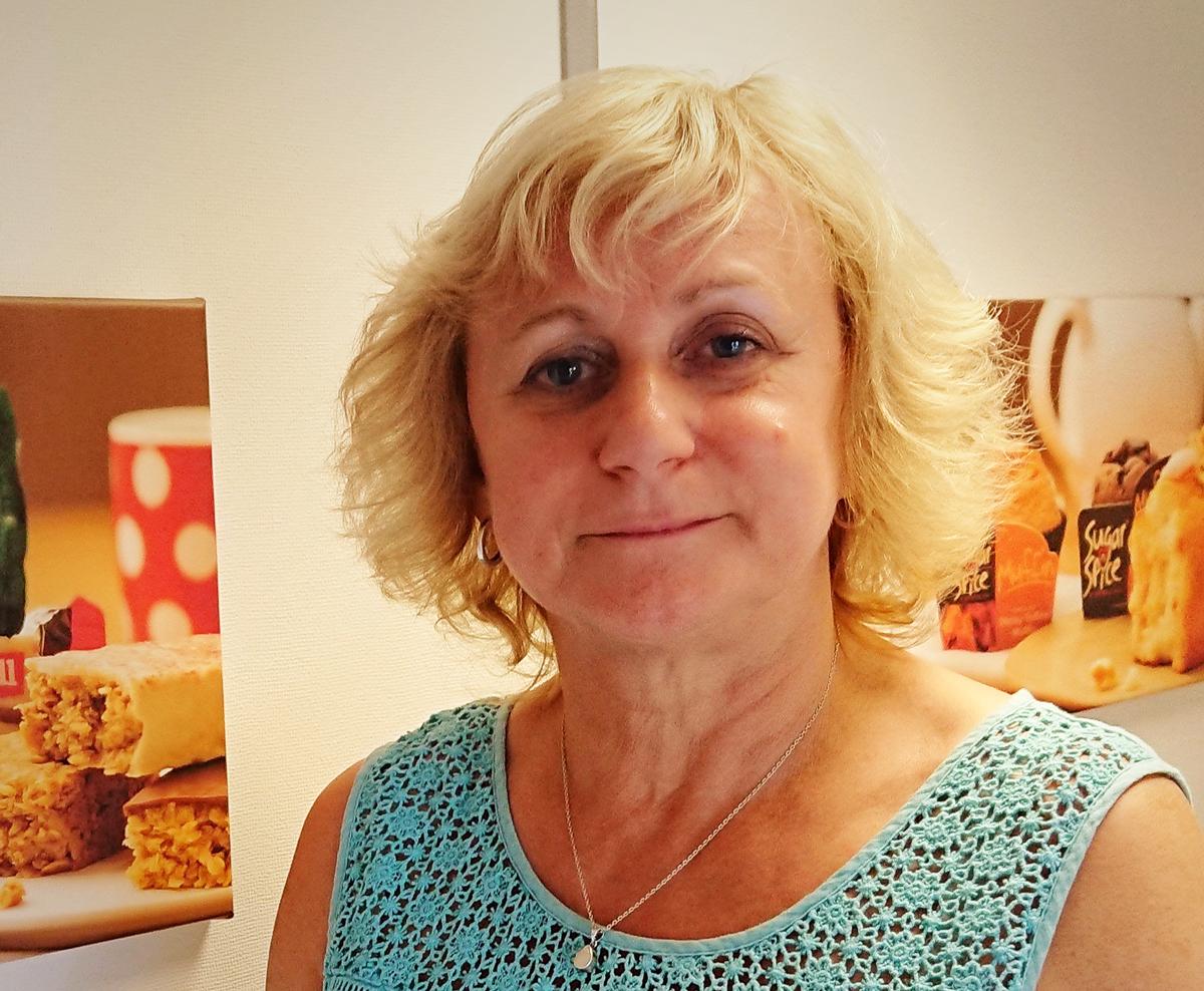 Mirka Jordan, financial controller at Blackfriars Bakery