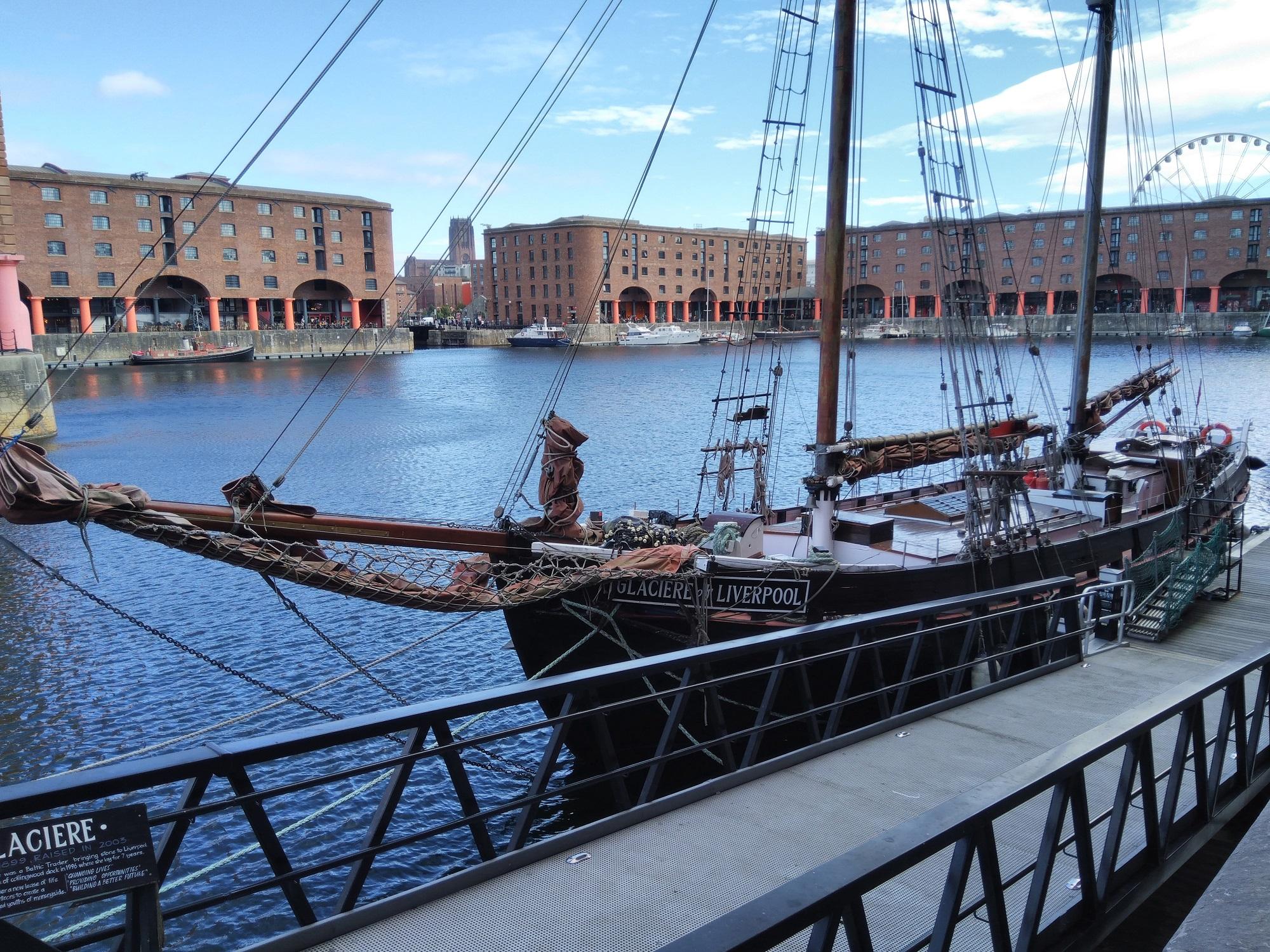Liverpool's Albert Dock