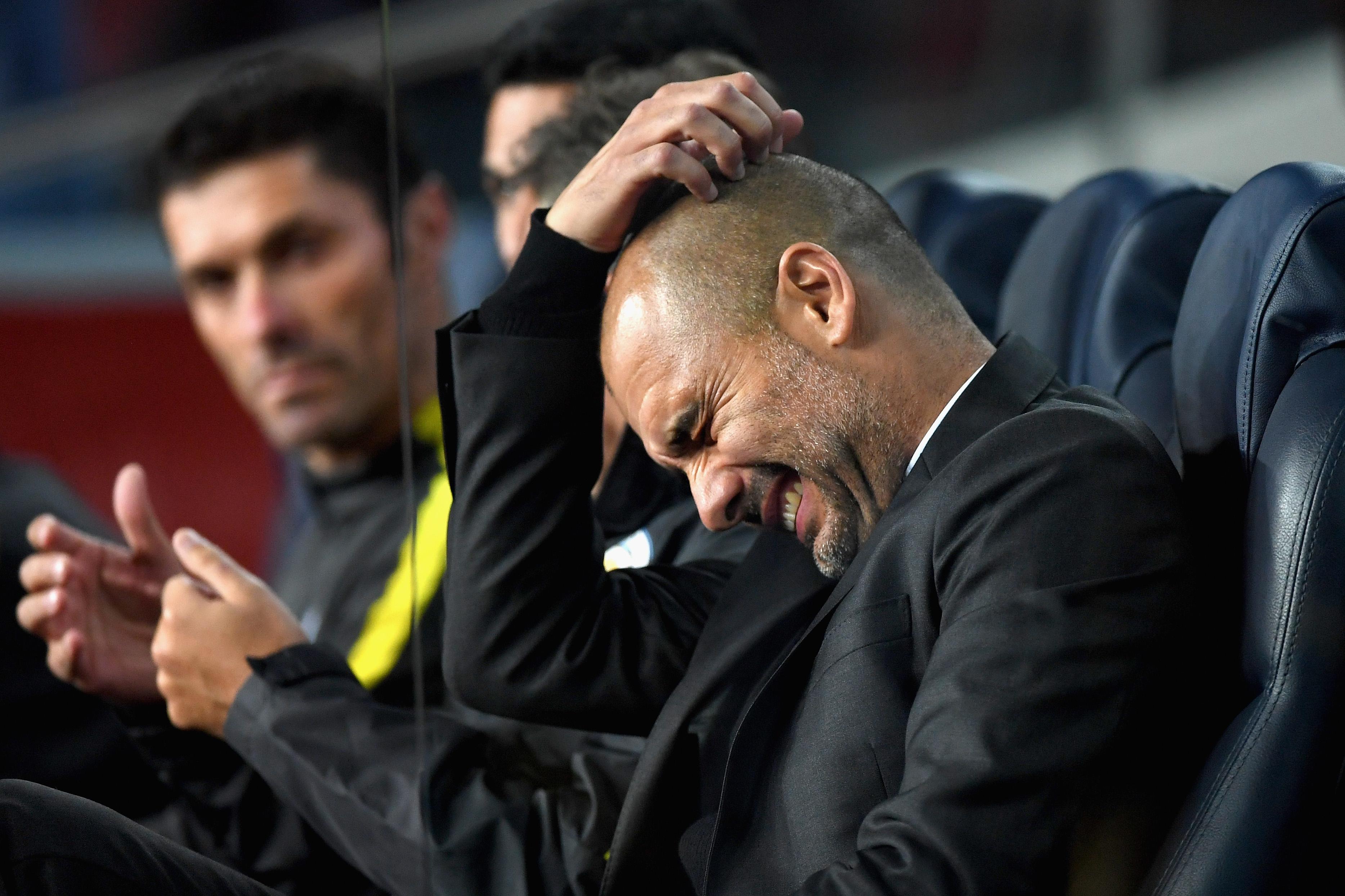 Champions League Barcelona V Manchester City Arsenal Ludogorets Razgrad Celtic Borussia Monchengladbach