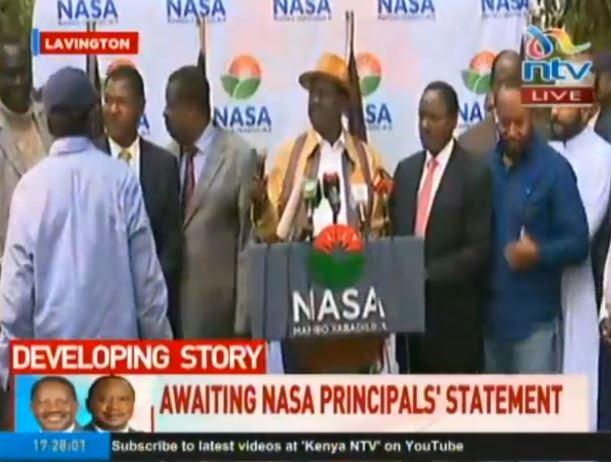 Kenya politics breaking news youtube