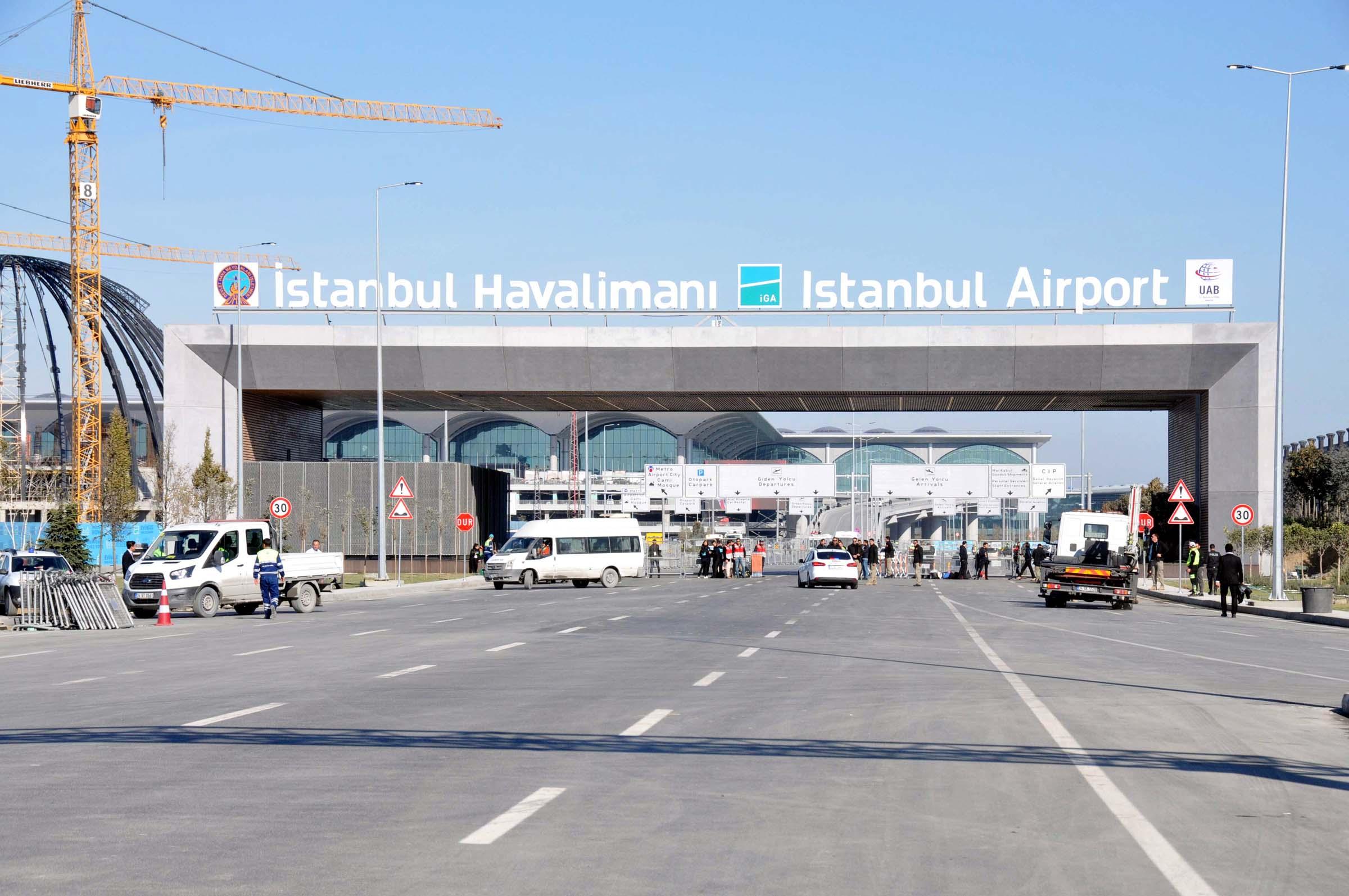 HRWden 3. havalimanı açıklaması: Hapisteki işçiler serbest bırakılmalı 19