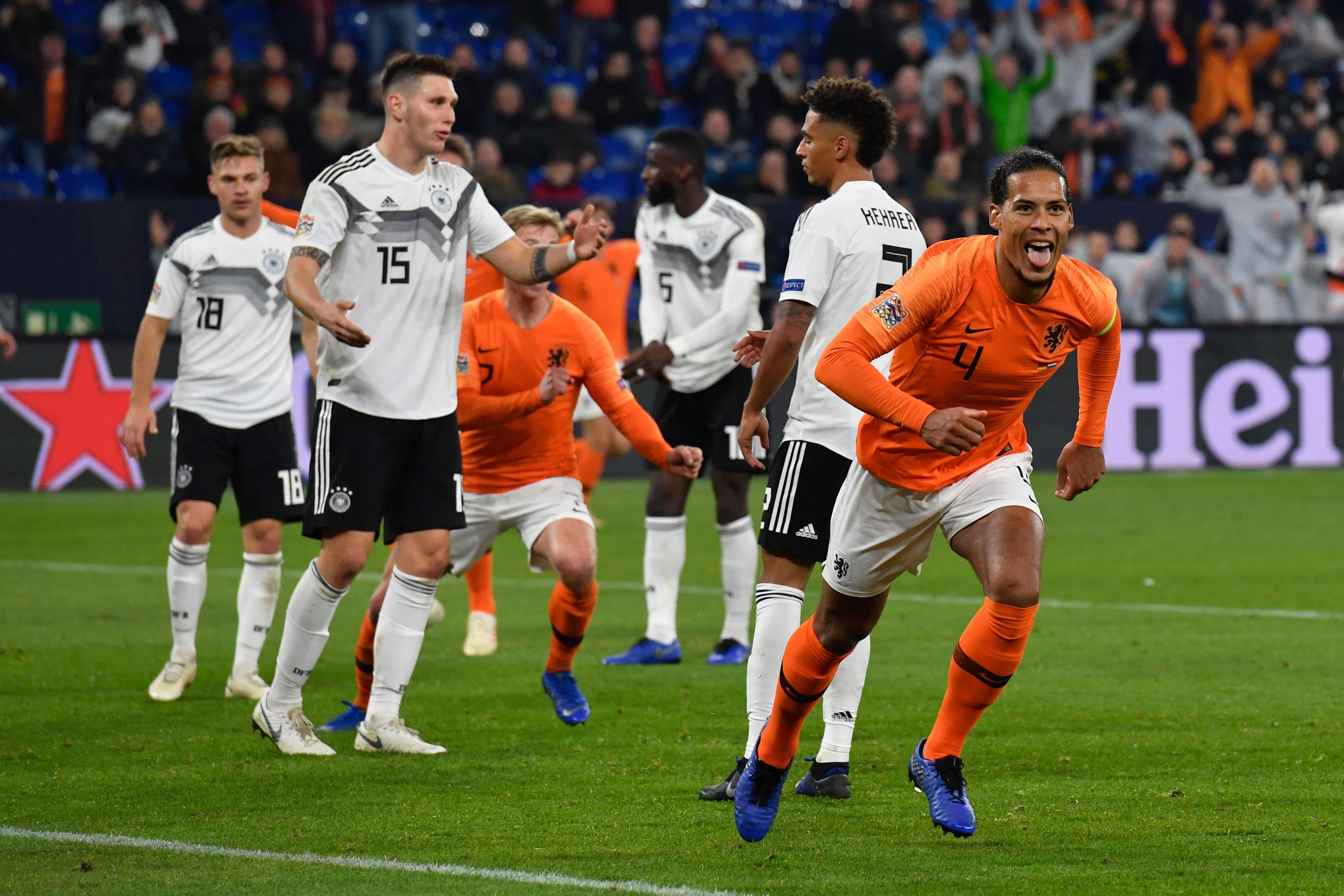 Germany Latest Scores