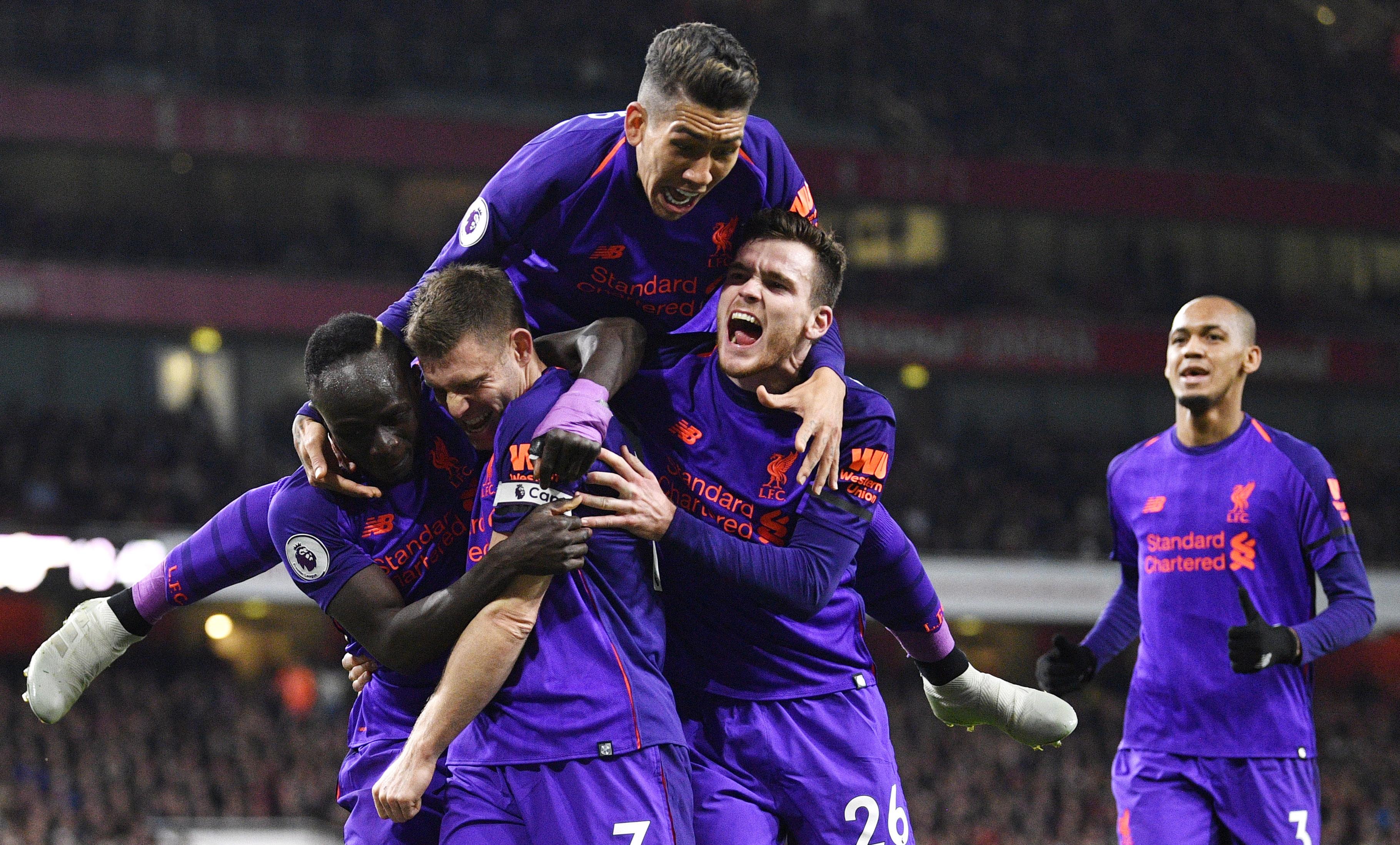 Arsenal v Liverpool live in the Premier League - Live - BBC