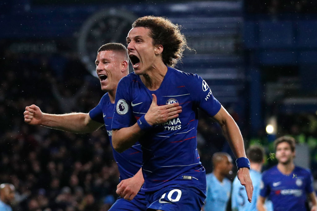 Chelsea v Manchester City live in the Premier League - Live - BBC Sport