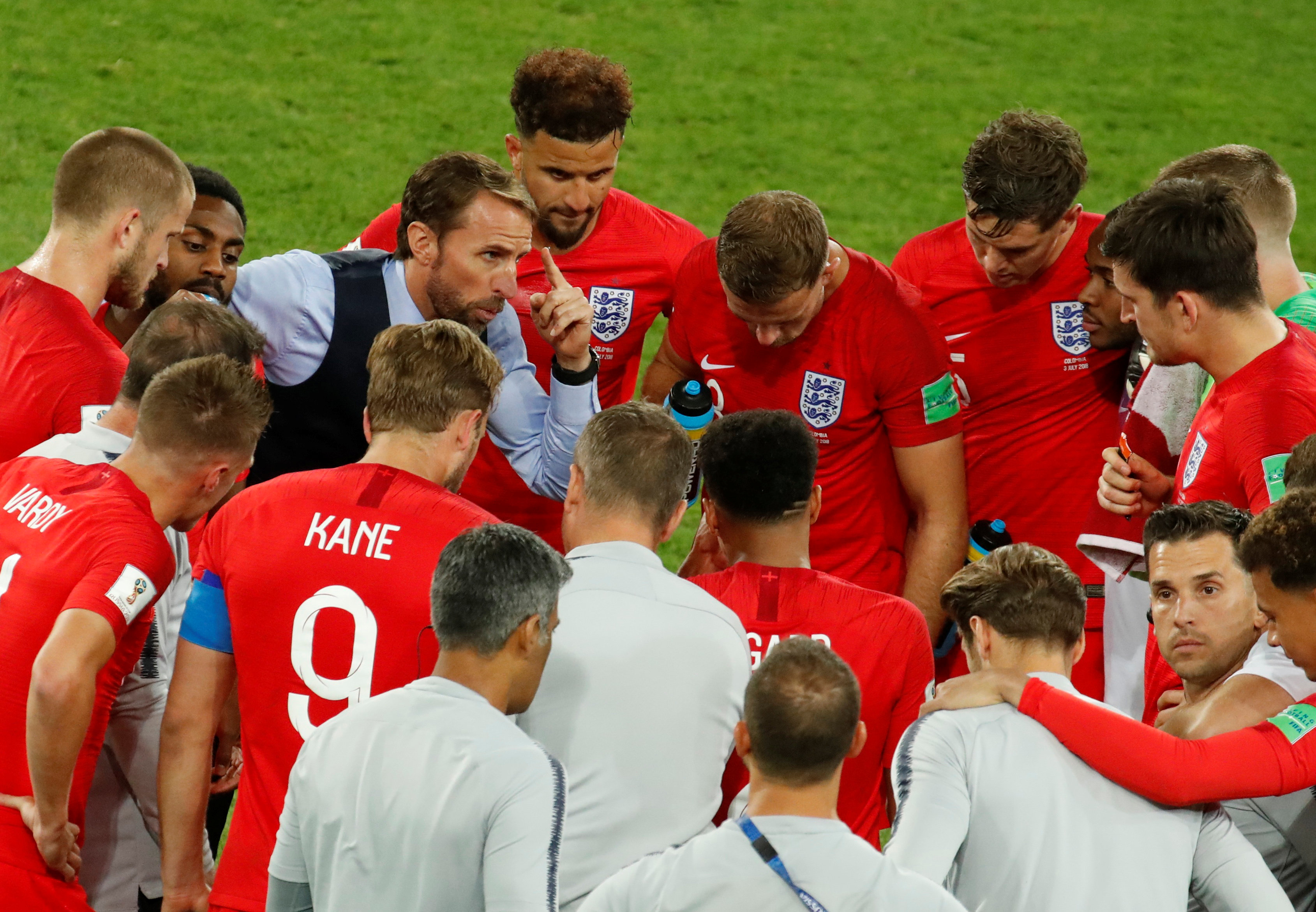 89eff3b4cfe Catch up  Fifa World Cup last 16 - England v Colombia - Live - BBC Sport