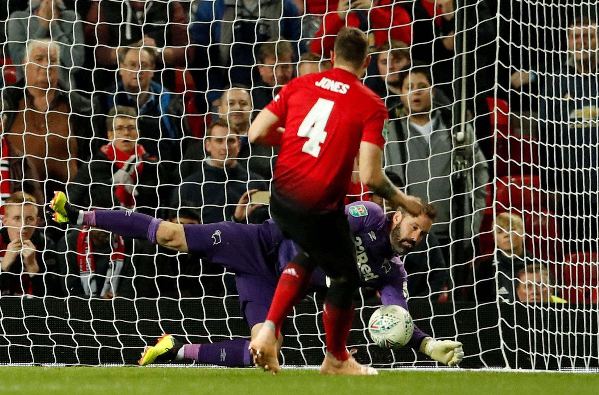 Carabao Cup  Man Utd lose on penalties 11c50ce6b0c7e
