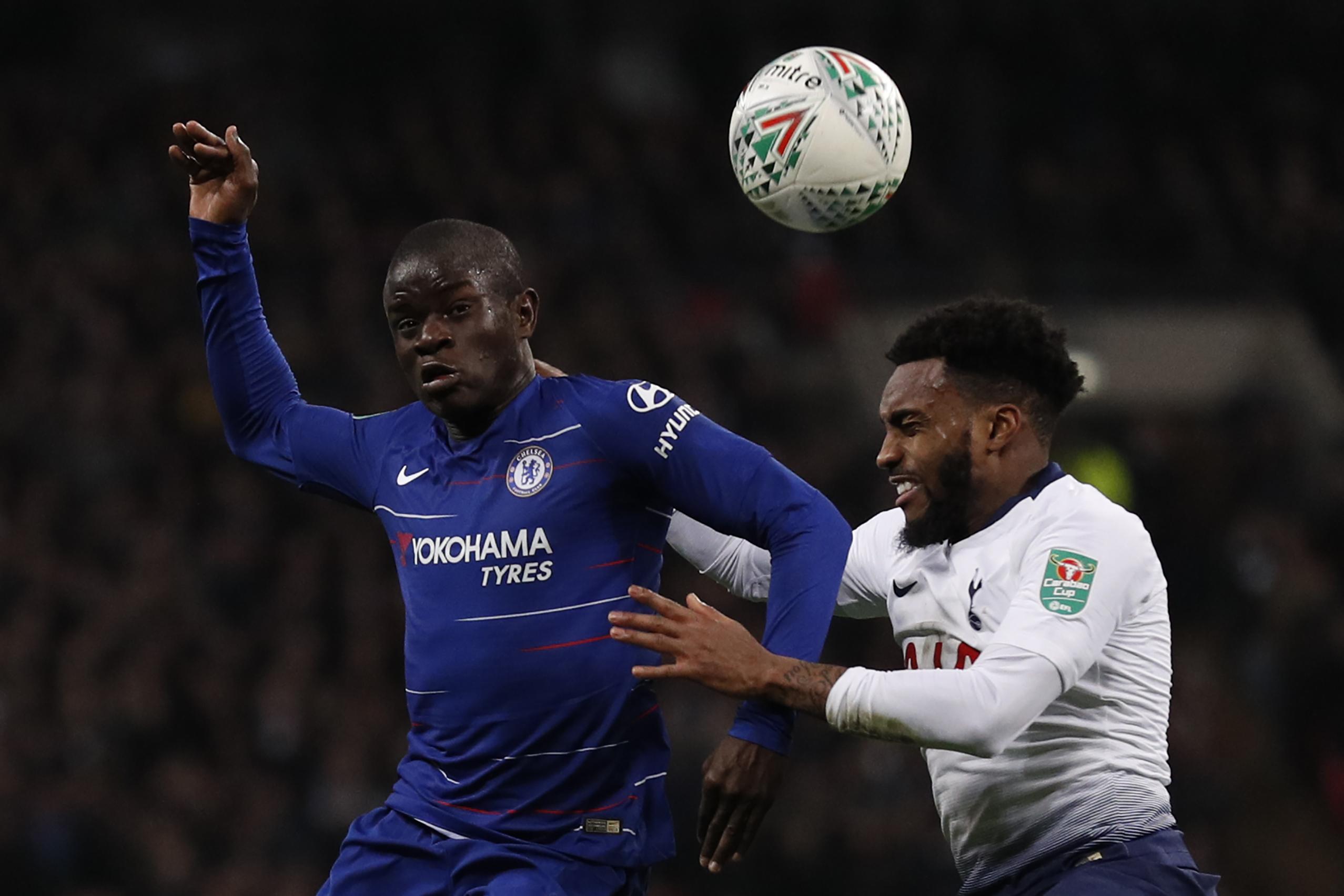 Tottenham v Chelsea live in the Carabao Cup semi-finals - Live - BBC Sport 5d969c929
