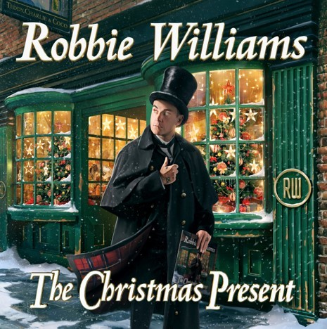 Robbie Williams Christmas album with Tyson Fury