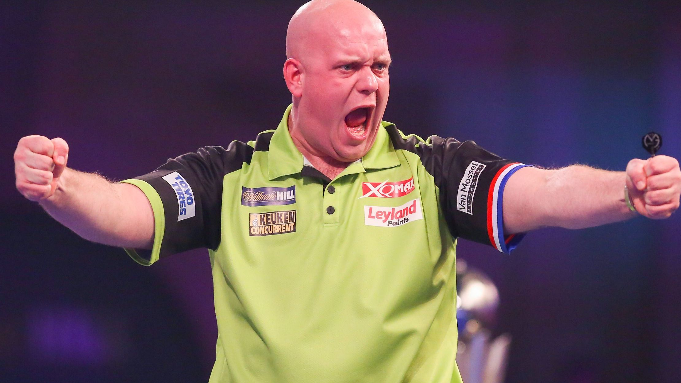 Pdc Champions League Of Darts Final As It Happened Bbc Sport