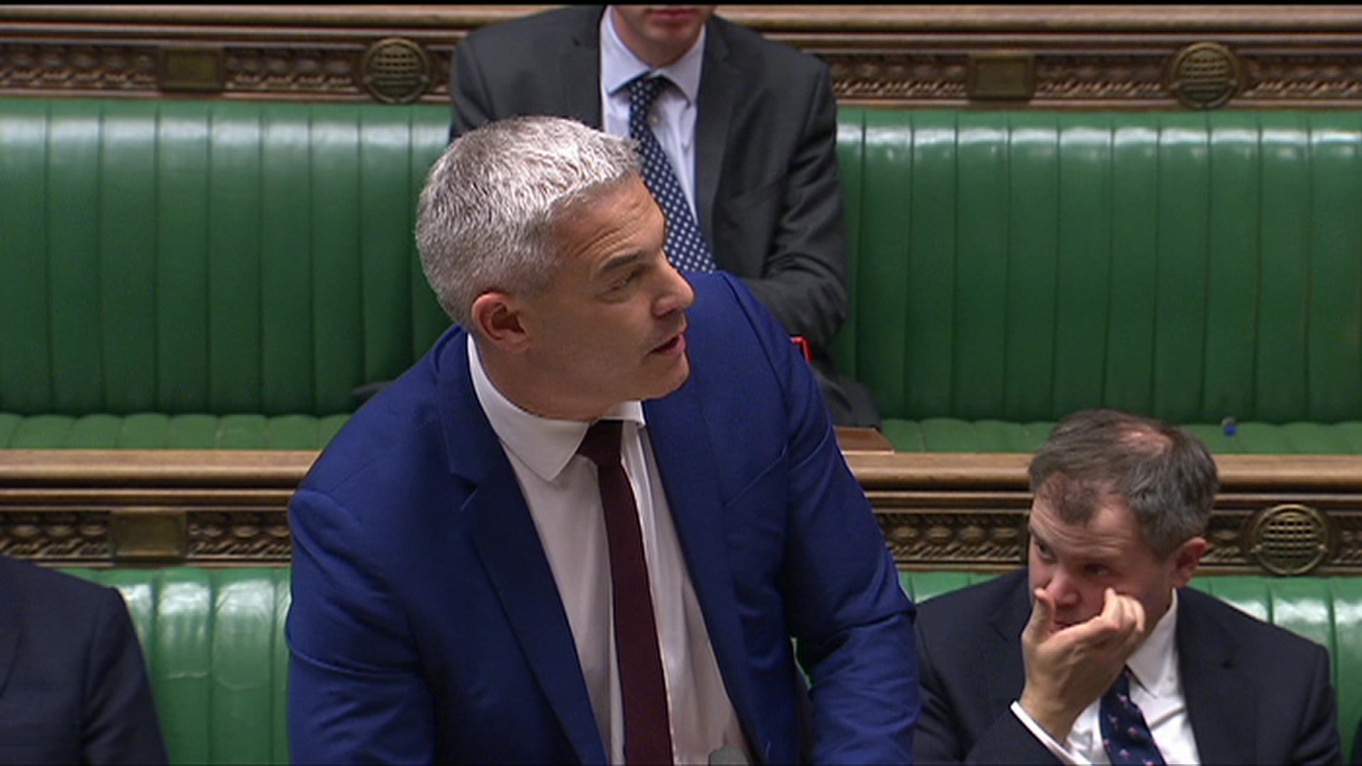 Bercow: Deal vote today 'would be repetitive and disorderly'