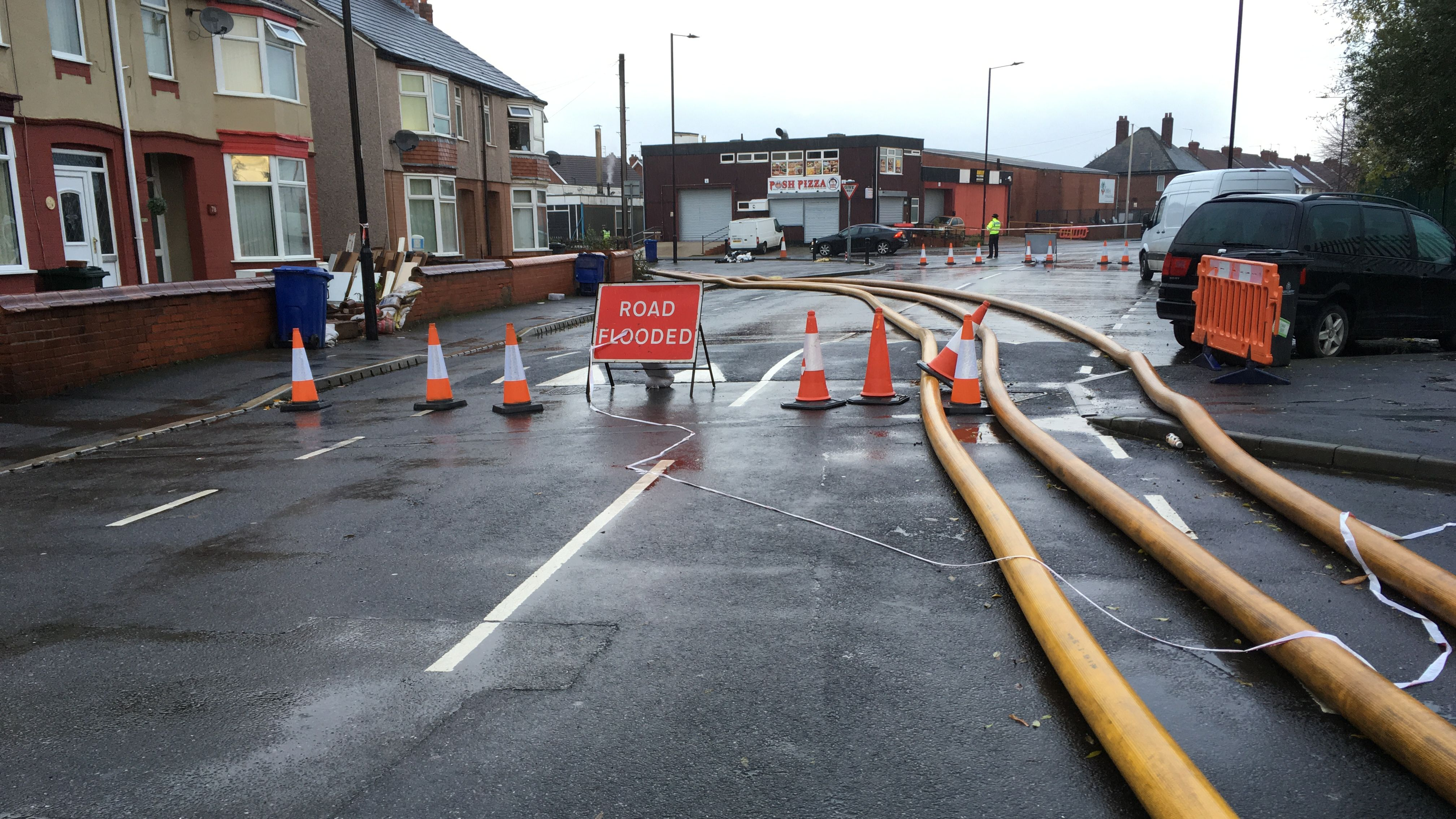 Doncaster Flooding Latest Updates Bbc News