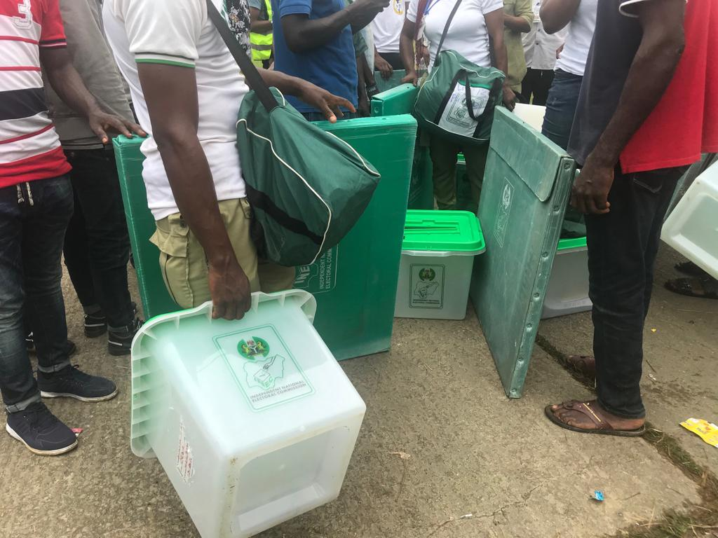 Distribution of materials don begin for Otuoke