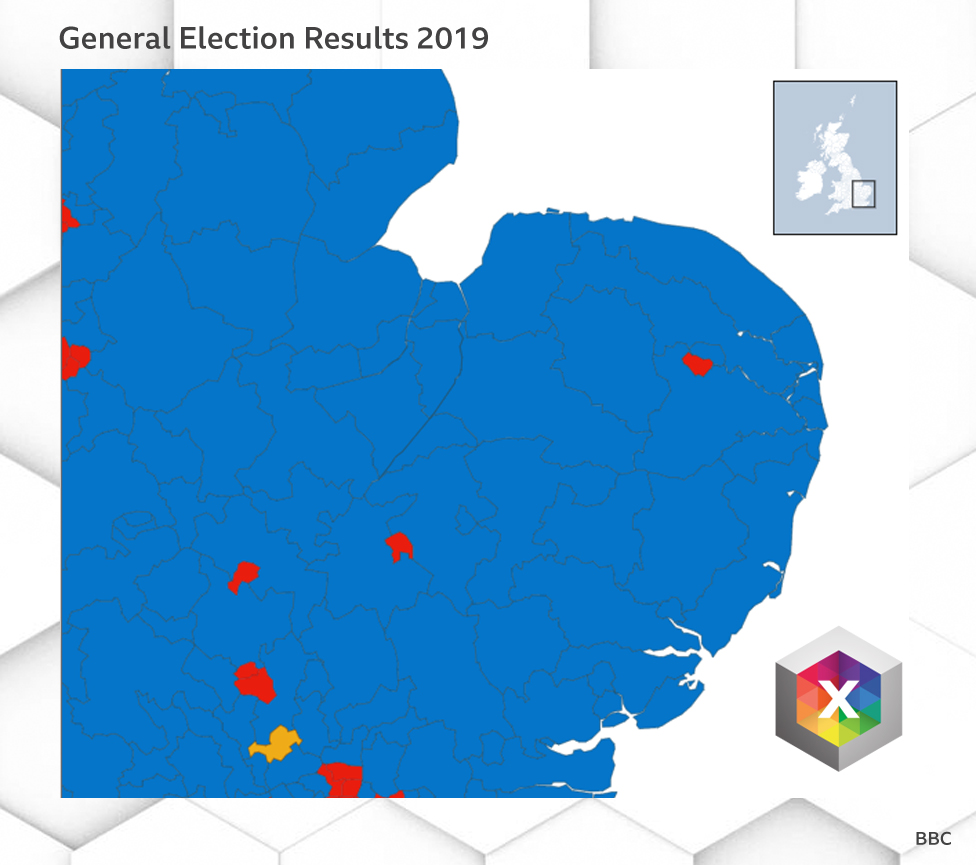 General election 2019: Results and analysis from Norfolk ...