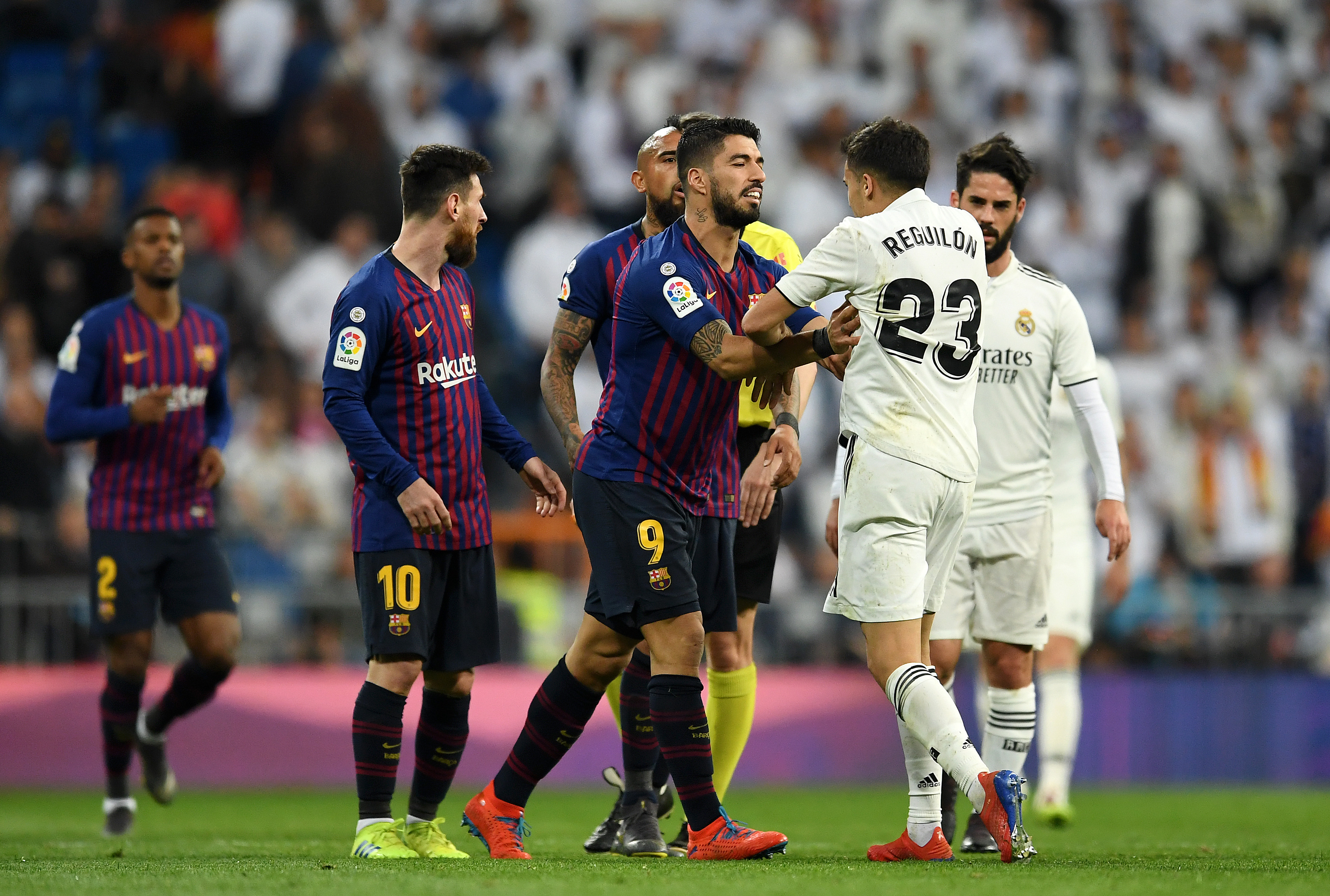11 0 Real Madrid Vs Barcelona