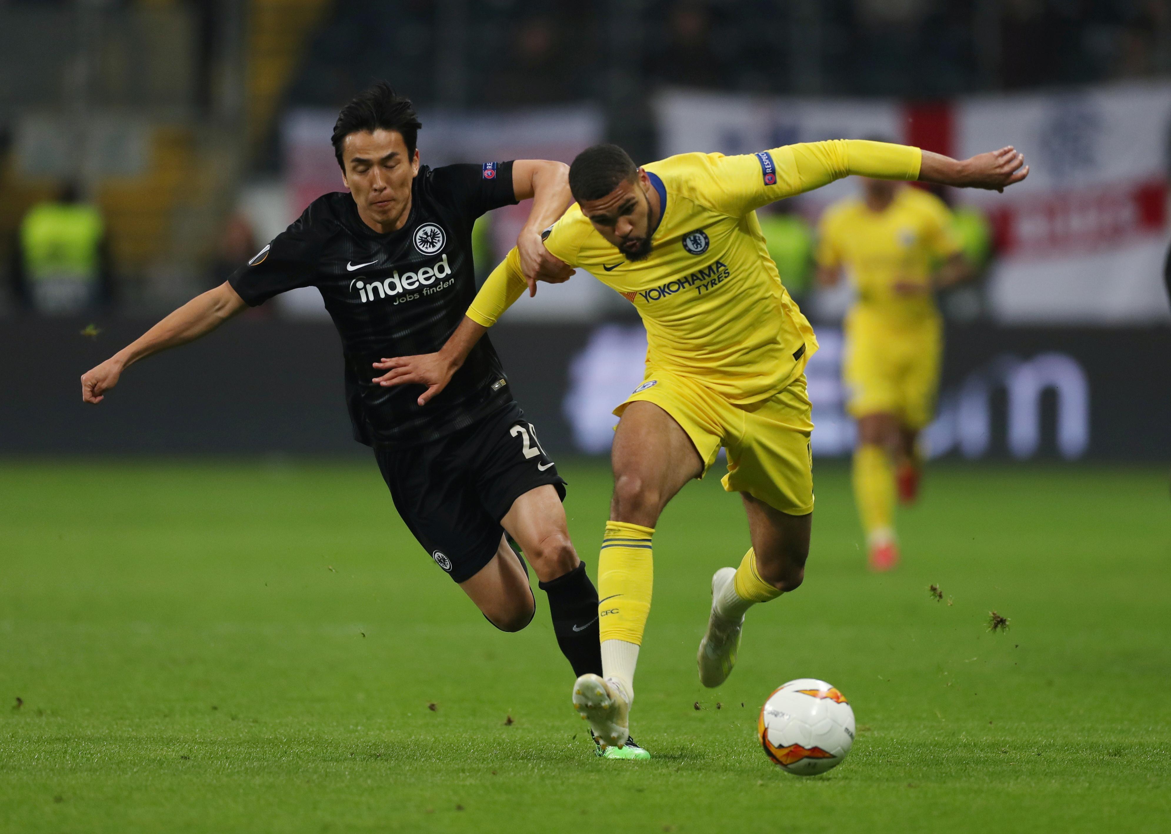 Arsenal v Valencia & Eintracht Frankfurt v Chelsea - Europa