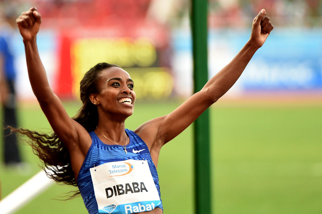Ethiopia's Genzebe runs fastest 1500m of season