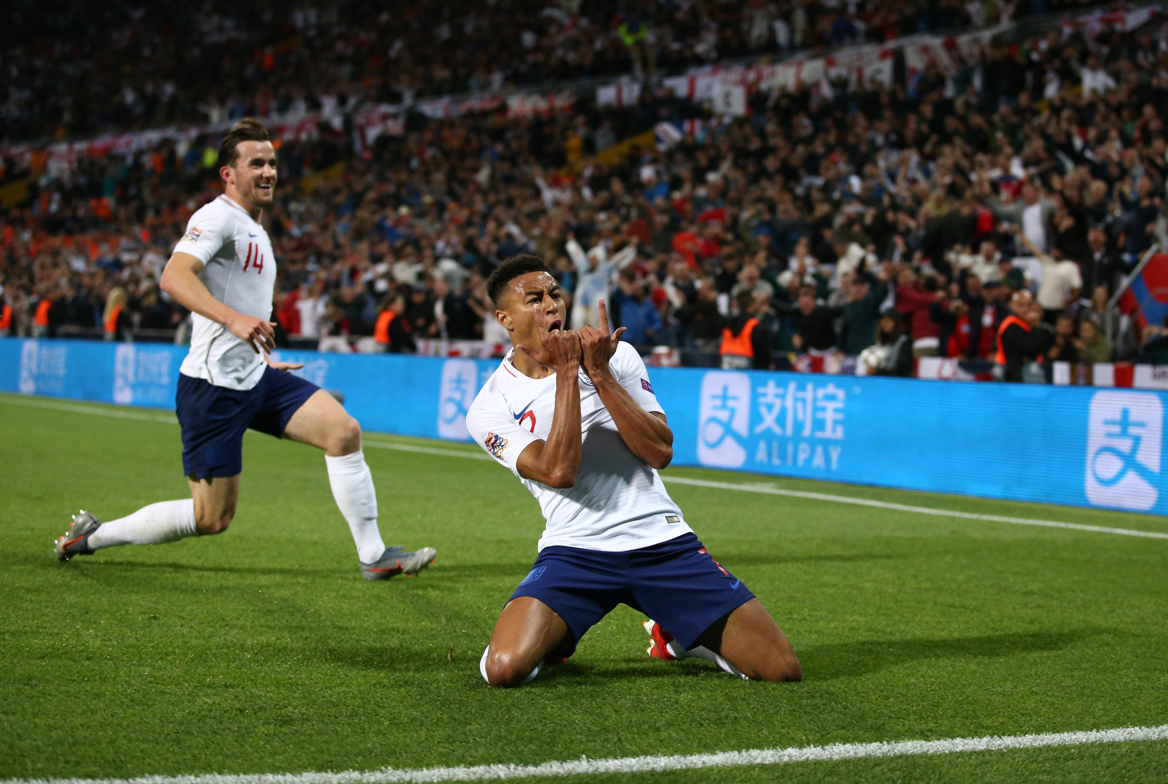 Netherlands v England in the Nations League semi-finals