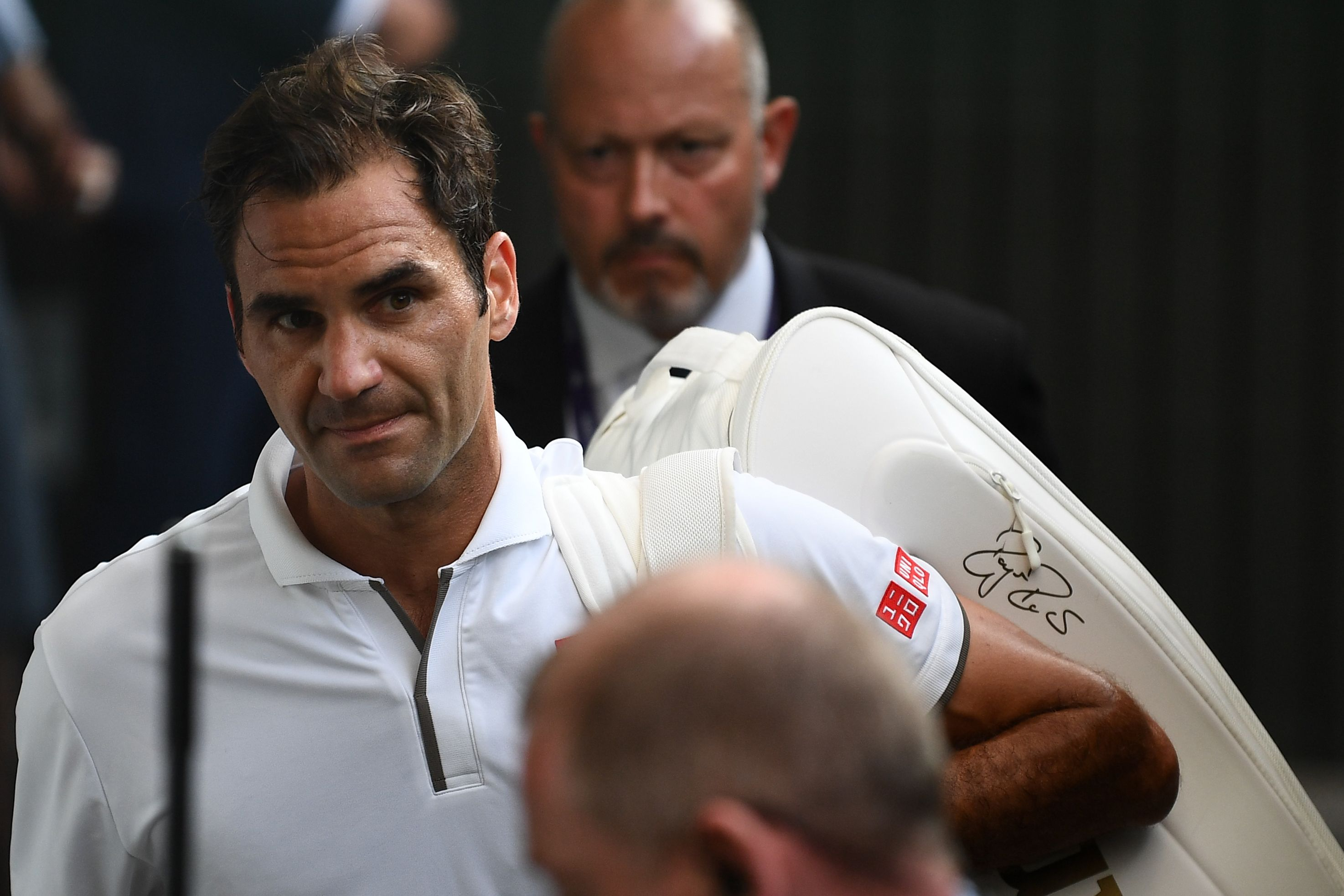 Watch live Wimbledon 2019: Roger Federer beats Rafael Nadal to set