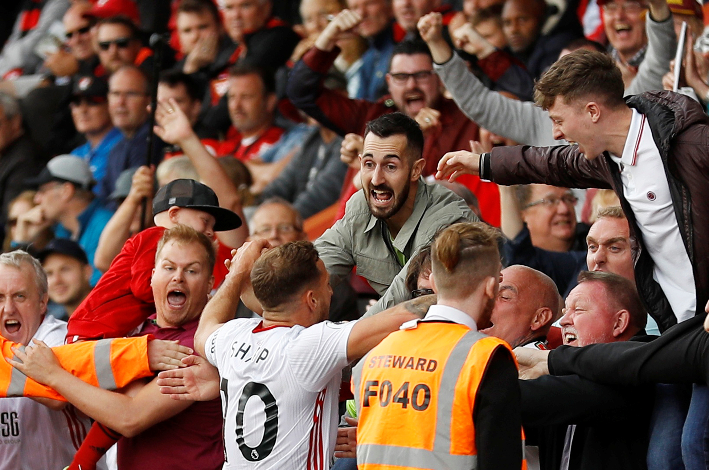 Bournemouth v Sheffield United live in the Premier League - Live