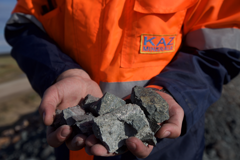Kaz recovers to lead FTSE 250 risers