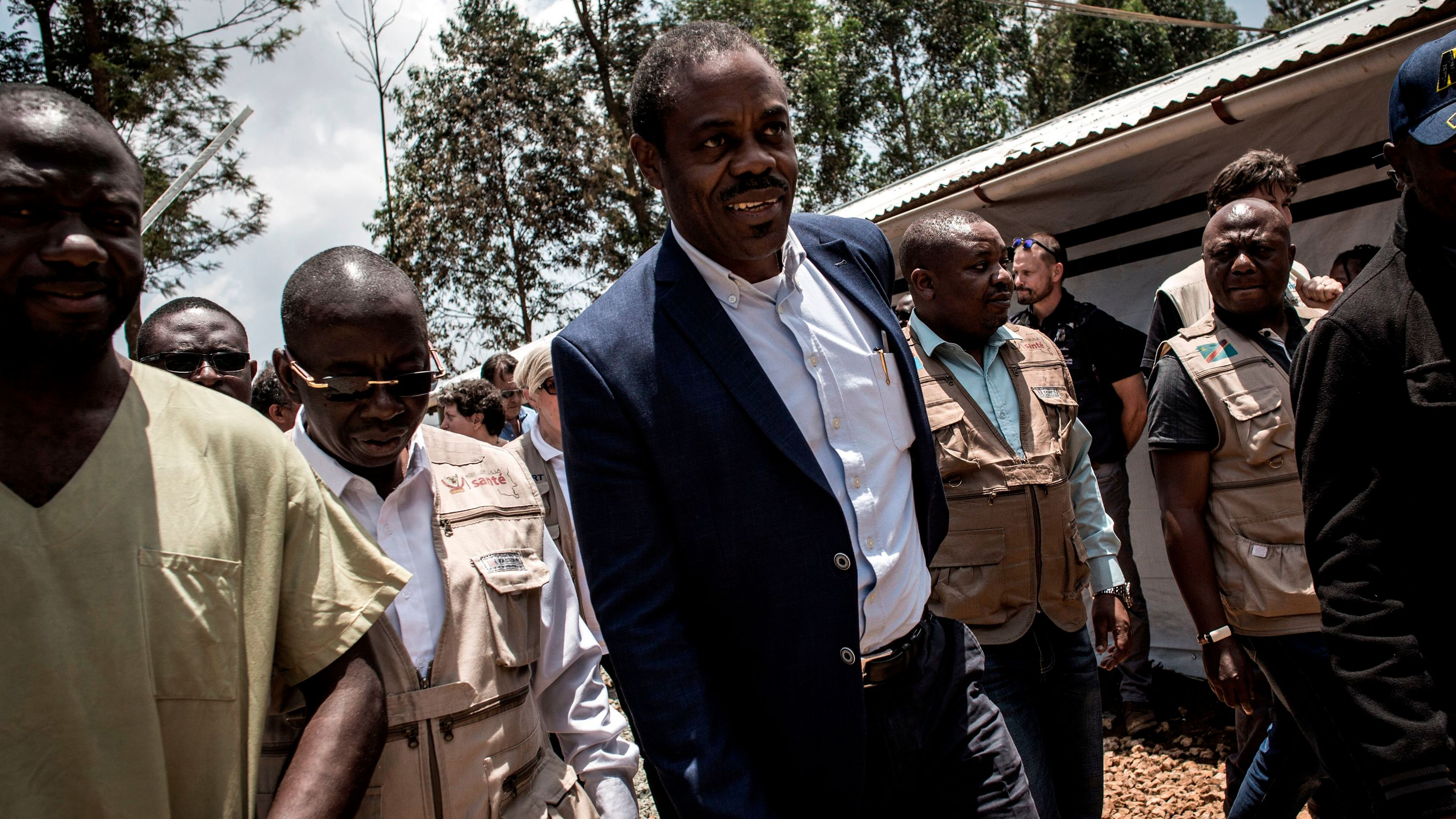 DR Congo's ex-Ebola minister 'mismanaged $4.3m'