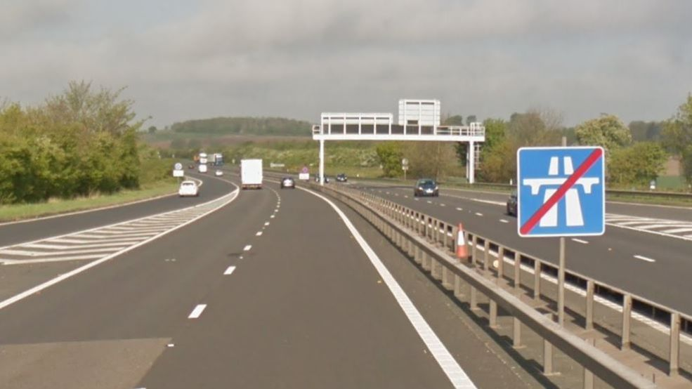 Bid to extend motorway