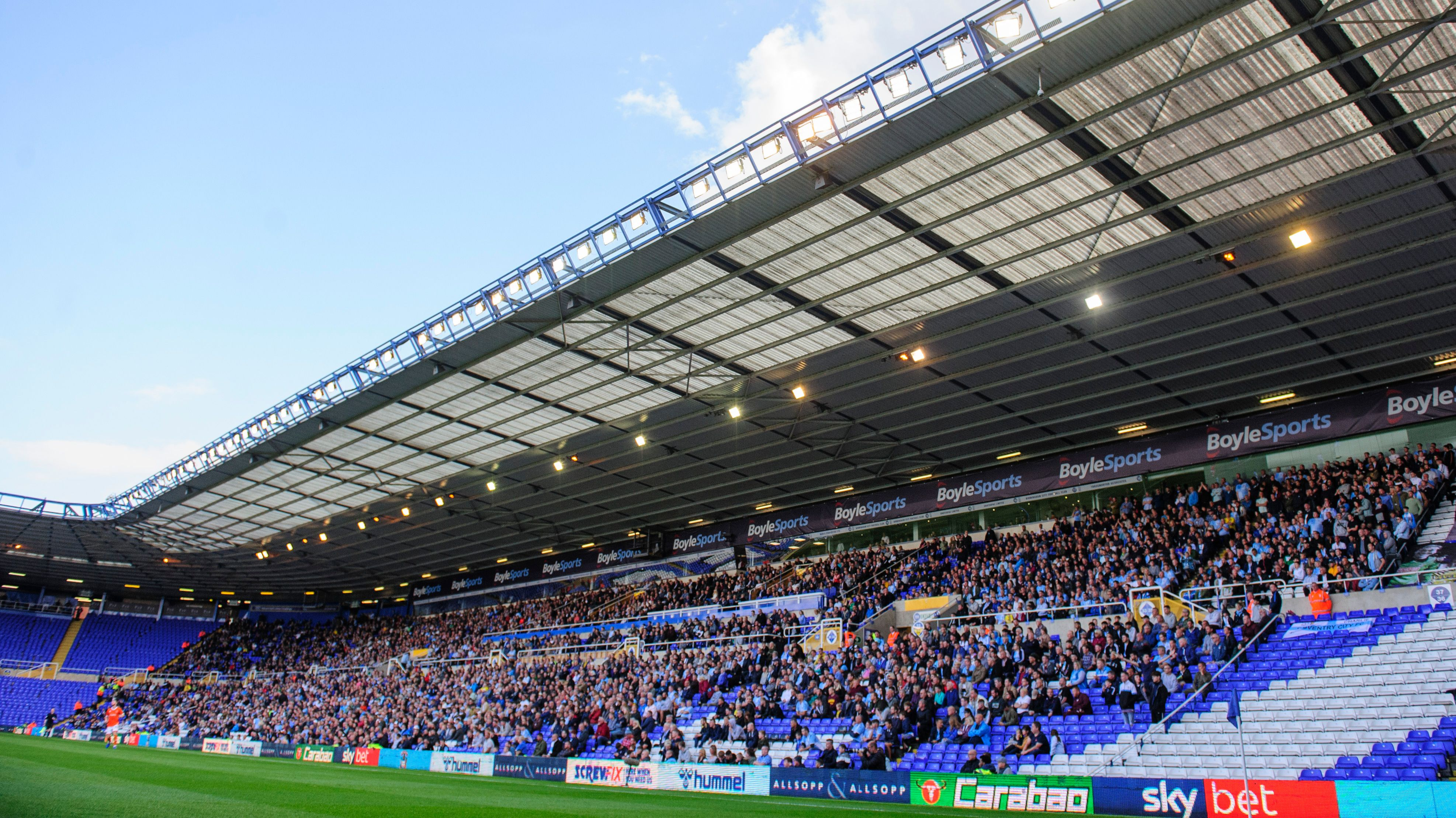 Rising number of banning orders for Birmingham fans