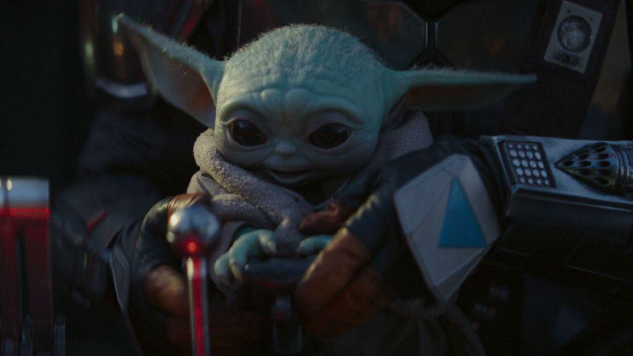 Baby Yoda coming to a screen near you